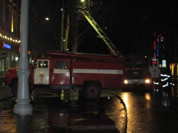 одеса рятувальники дснс будинок пожежа