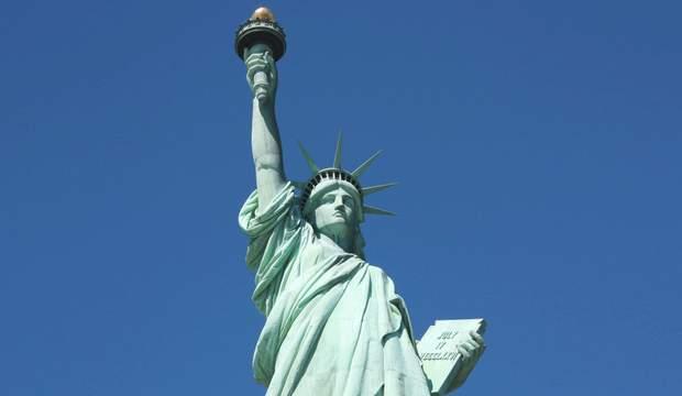 Статуя свободи США Ньою-йорк