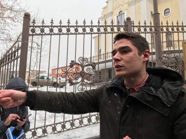 Винуватець побиття активіста Устименка перебуває на волі