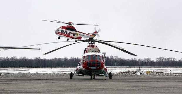 вертольоти