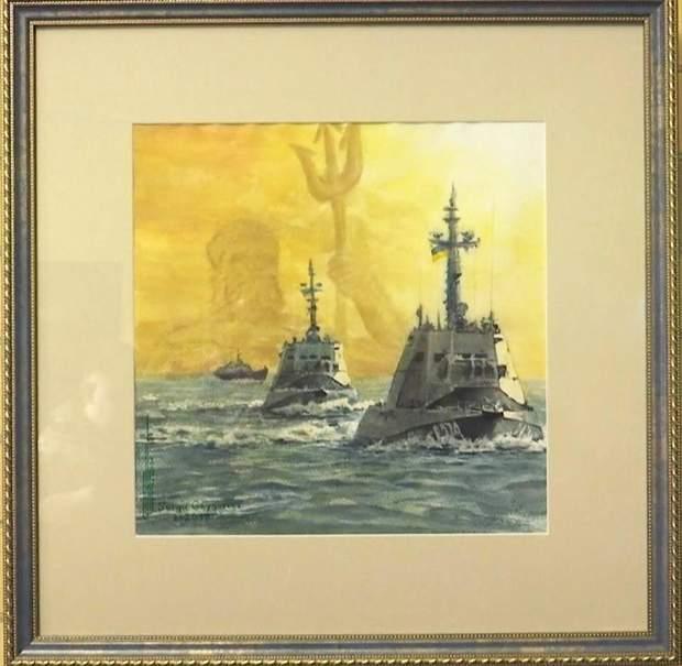 Картини для військовополонених