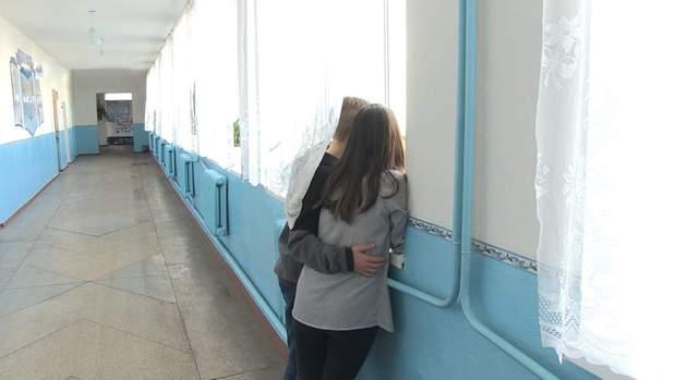 На Херсонщині знімають сюжет про шкільне кохання