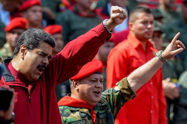 Президент Венесуели Ніколас Мадуро довів країну до кризи