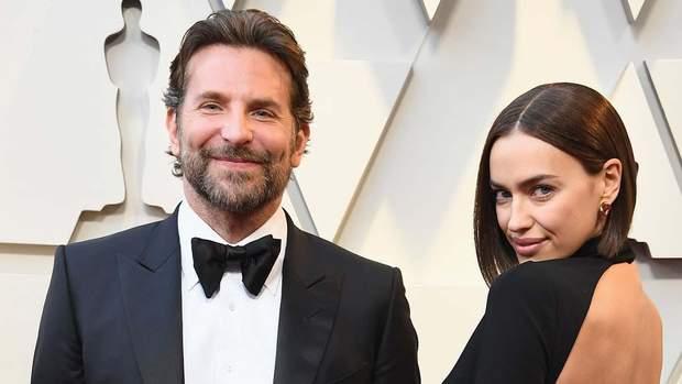 Бредлі Купер та Ірина Шейк на Оскар-2019