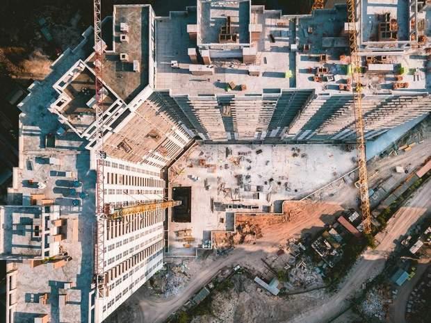 будівництво ДБН висотність забудови
