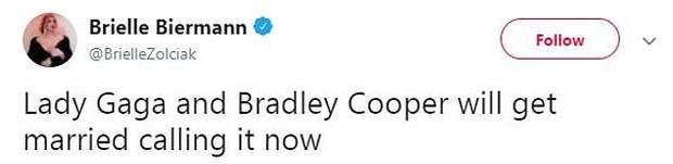Леді Гага і Бредлі Купер