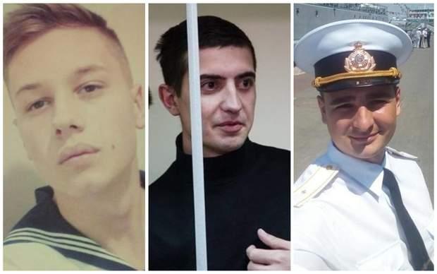 Андрій Ейдер, Андрій Артеменко та Василь Сорока