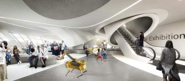Музей роботи Сеул
