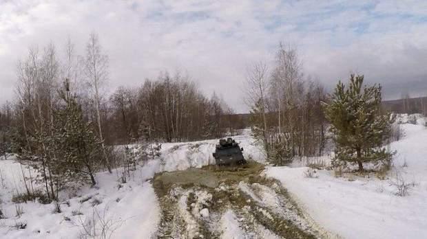 Українська військова техніка, випробування, Збройні сили України