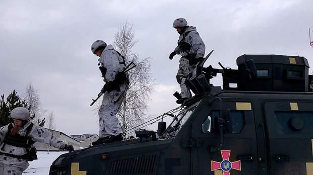 Українська військова техніка, Збройні сили України,
