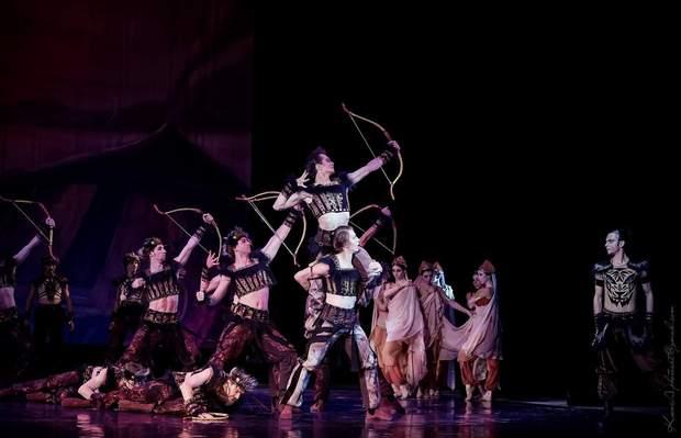 Балет «Половецькі танці»