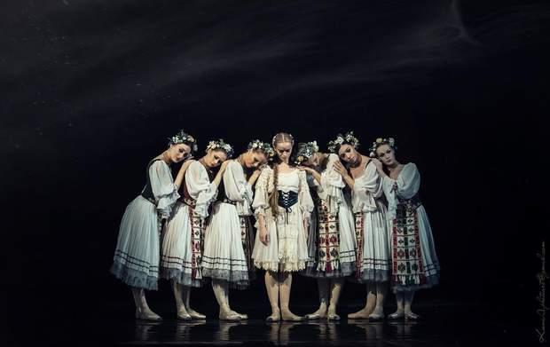 балет  «Лілея»