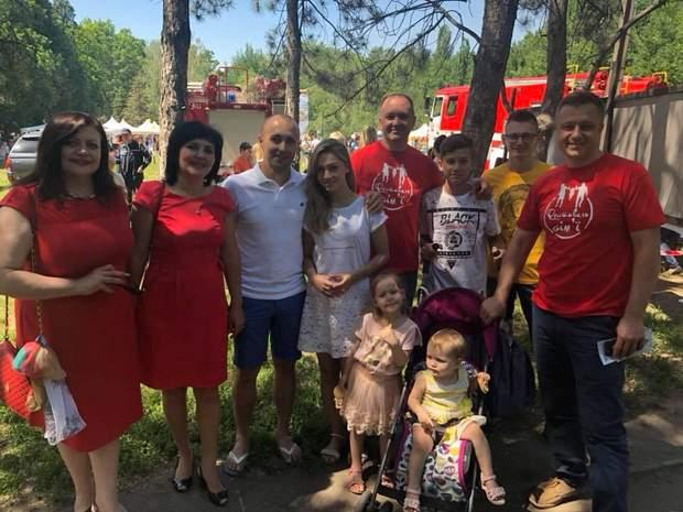 Микола Кулеба, діти,молодь, родина