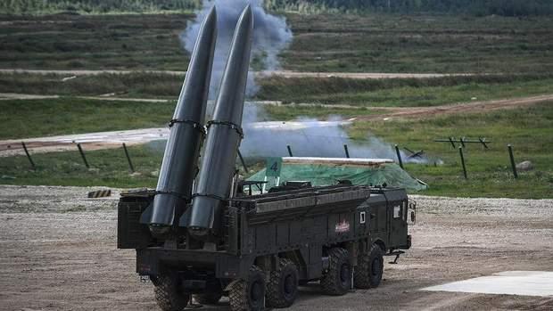 нові ракети типу 9М729,