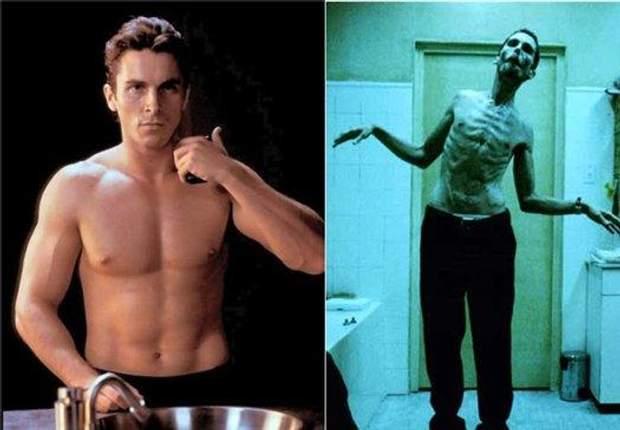 Крістіан Бейл схуднув для головної ролі у фільмі на 28 кілограмів