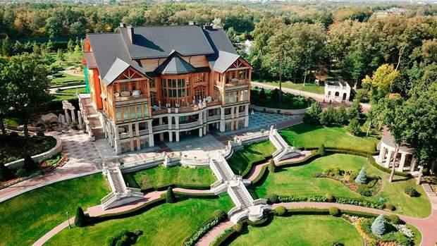 Екс-резиденція Януковича