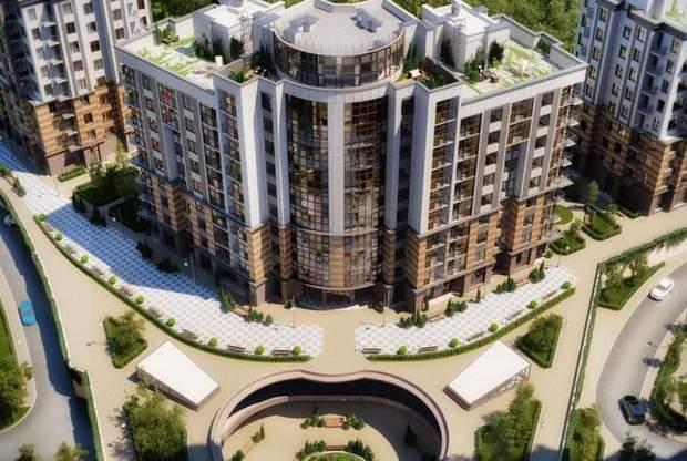 Квартира Захарченка коштує мільйони
