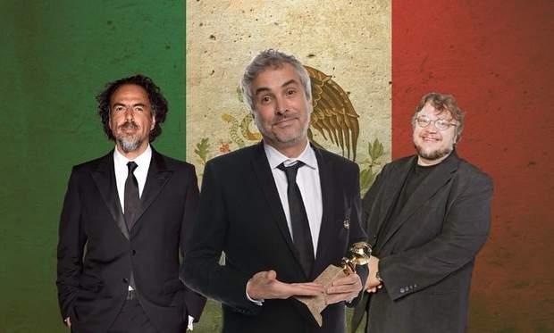 Алехандро Гонсалес Іньярріту, Альфонсо Куарон і Гільєрмо дель Торо