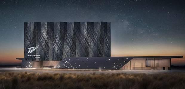 Нова Зеландія павільйон Експо 2020