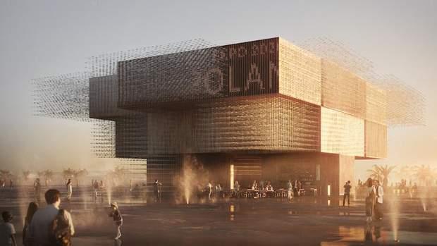 Польща павільйон Експо 2020