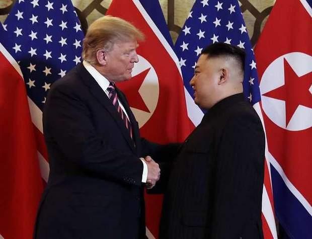 Дональд Трамп, Кім Чен Ин, Саміт США та КНДР