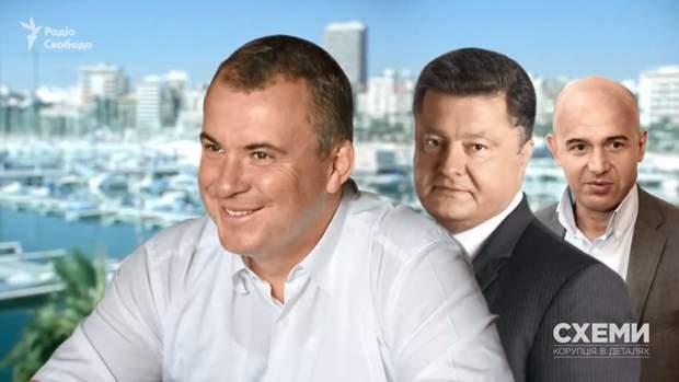 гладковський порошенко