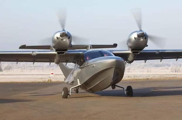Чайка с-72 Охотник, падіння літака в Росії