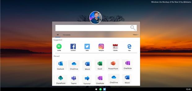 Microsoft представить нову операційну систему Lite OS