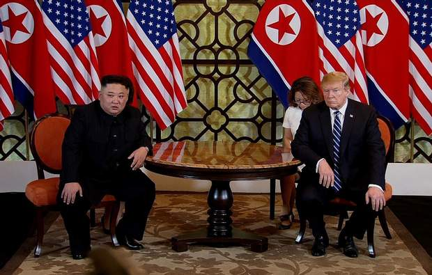 Зустріч Трампа з Кім Чен Ином