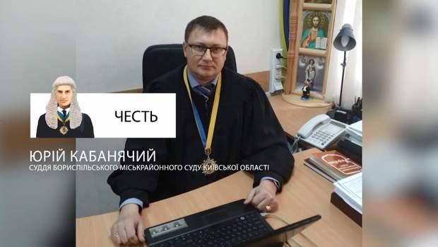 Юрій Кабанячий