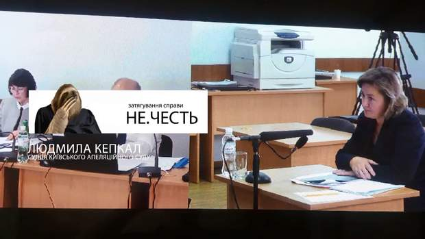 Людмила Кепкал
