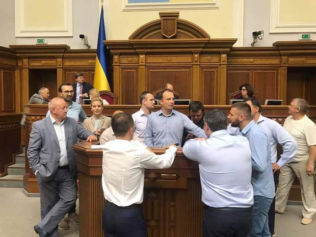 Єгор Соболєв, Коснтитуційний Суд