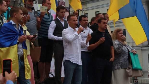 Юрій Деревянко, Конституціний Суд, незаконне збагачення