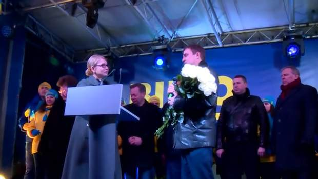 Тимошенко зубожіння вибори