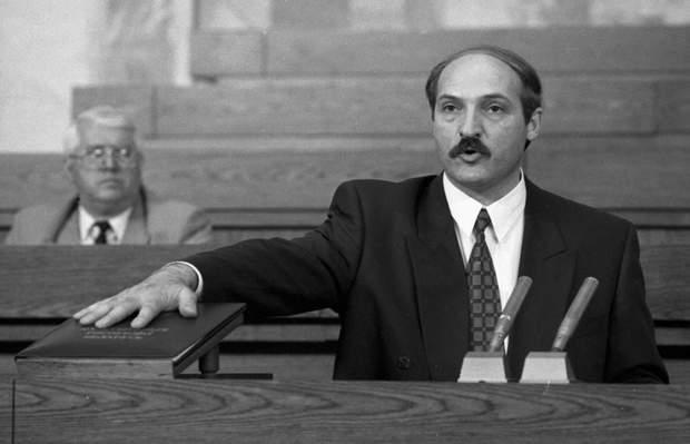 Лукашенко Олександр