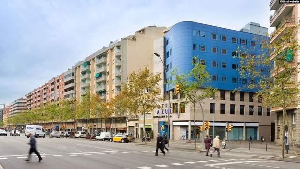 Барселона Іспанія нерухомість Жиріновський