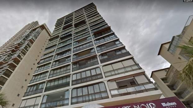 Іспанія нерухомість готель Жиріновський