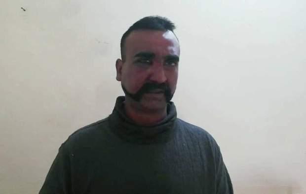 Індійський пілот, Індія, Пакистан