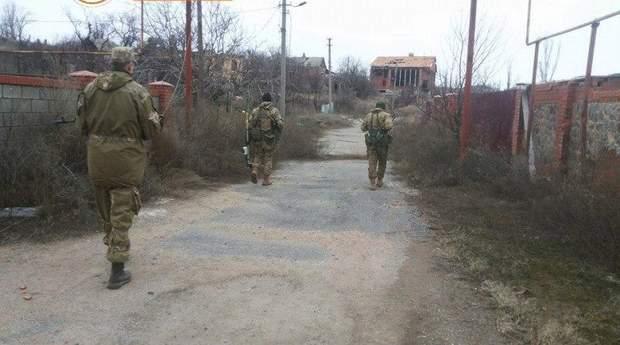 Українські військові  повернули Широкине