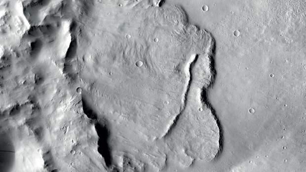 Пейзажі Марса