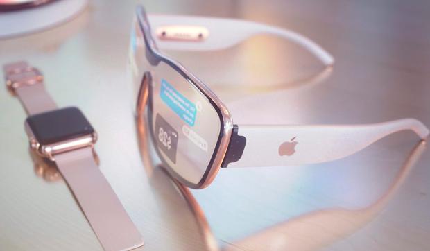 Концепт смарт-окулярів від Apple