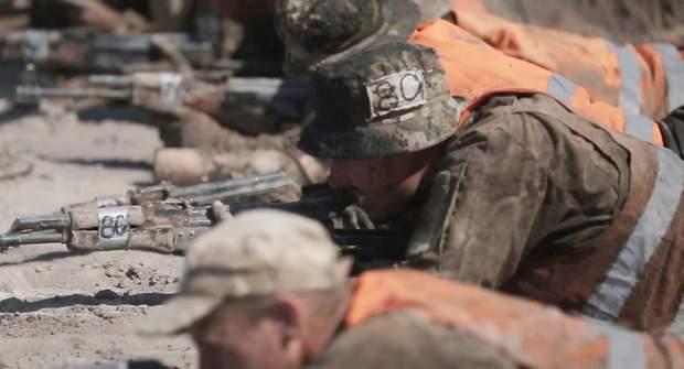 Бійці ССО вчаться штурмувати вороже узбережжя