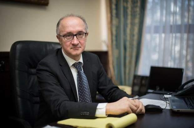 Голова Вищої кваліфікаційної комісії Сергій Козьяков
