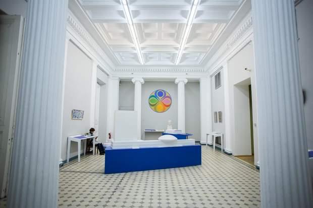 музей Київ інтерєр художній музей