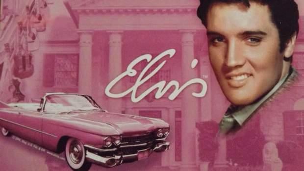Елвіс Преслі прясвятив пісню