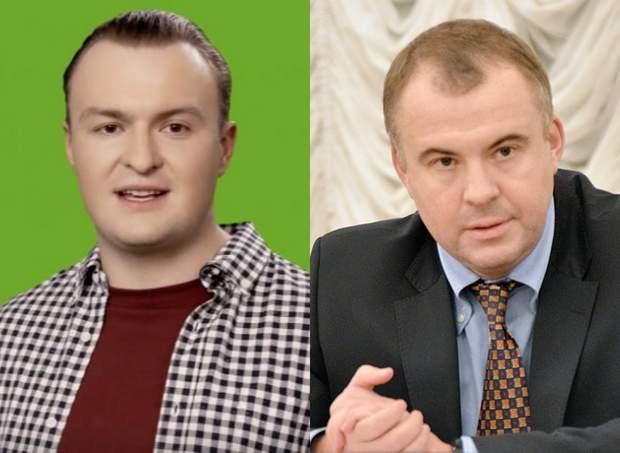 Ігор Гладковський Олег Гладковський