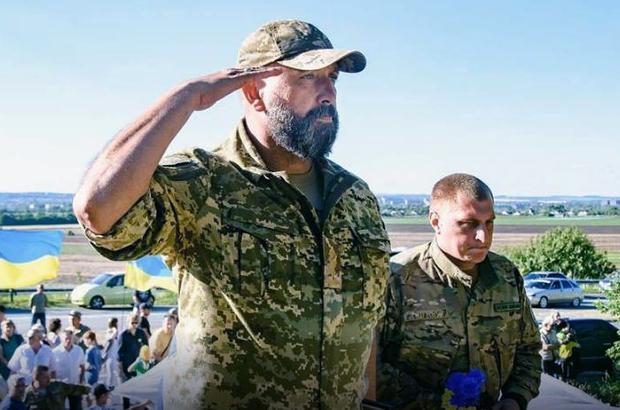 Сергій Кривонос біографія кандидат у президенти АТО Донбас Краматорськ