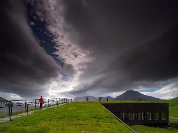 ратуша міст Фарерські острови