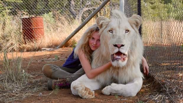 Пригоди Мії та білого лева 2019