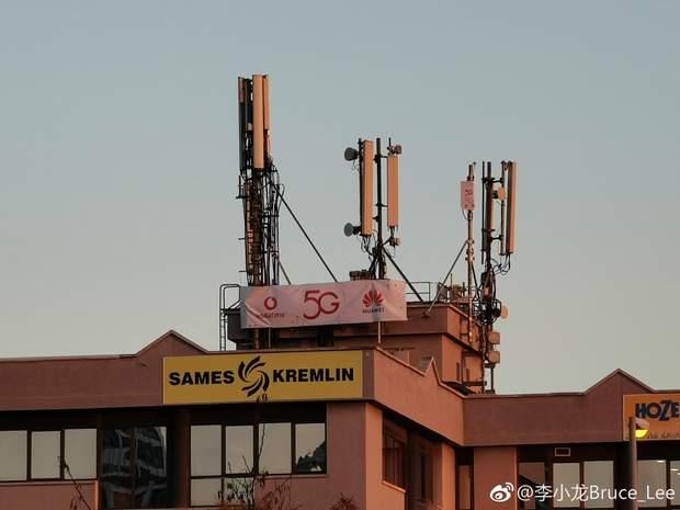 Фото, зроблені на Huawei P30 Pro